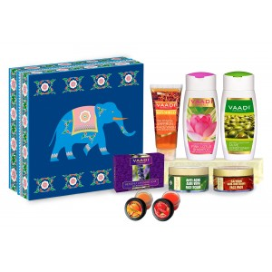 Buy Herbal Vaadi Herbals Royal Elegance Herbal Gift Set - Nykaa