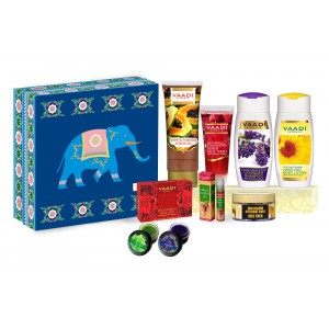 Buy Vaadi Herbals Luxurious Beauty Herbal Gift Set - Nykaa