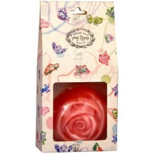 Buy Soap Opera Handmade Designer Rose Soap - Nykaa