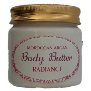 Buy SeaSoul Moroccan Argan Body Butter Radiance - Nykaa