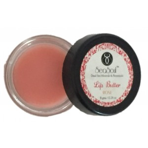 Buy SeaSoul Lip Butter Rose - Nykaa