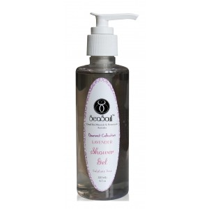 Buy SeaSoul Lavender Shower Gel - Nykaa
