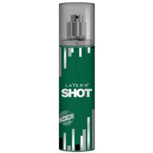 Buy Herbal Layer'r Shot Royal Jade Body Mist - Nykaa