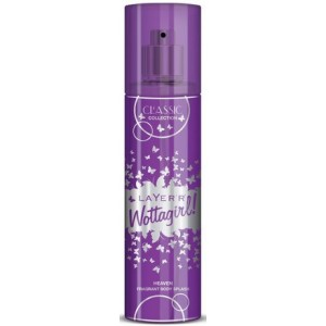 Buy Layer'r Wottagirl Heaven Body Mist - Nykaa