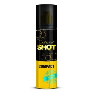 Buy Layer'r Shot Compact Impact Body Spray - Nykaa