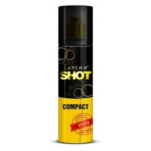 Buy Layer'r Shot Compact Shock Body Spray - Nykaa