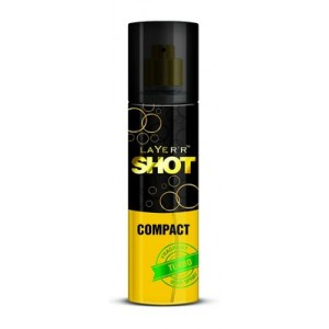 Buy Layer'r Shot Compact Turbo Body Spray - Nykaa