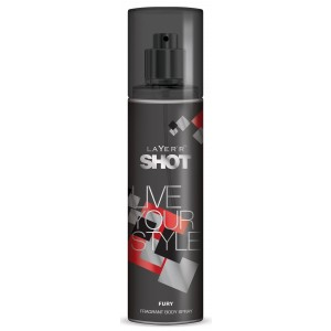 Buy Layer'r Shot Live Your Style - Fury - Nykaa