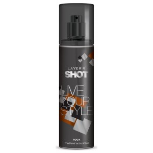Buy Layer'r Shot Live Your Style - Rock - Nykaa