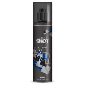 Buy Layer'r Shot Live Your Style - Urban - Nykaa