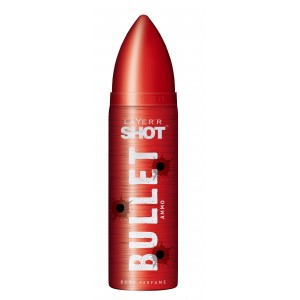 Buy Layerr Shot Bullet Ammo Body Perfume - Nykaa