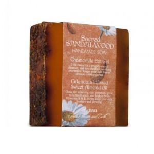 Buy Nyassa Sacred Sandalwood Handmade Soap - Nykaa