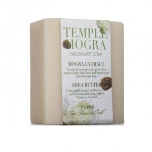 Buy Herbal Nyassa Temple Mogra Handmade Soap - Nykaa