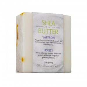 Buy Herbal Nyassa Shea Butter Soap - Nykaa