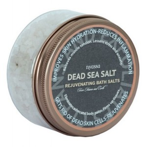 Buy Nyassa Dead Sea Salt - Nykaa