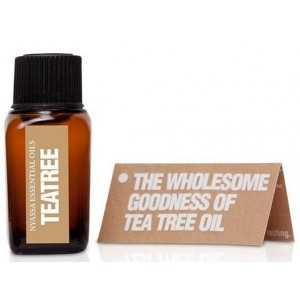 Buy Nyassa Tea Tree Essential Oil - Nykaa