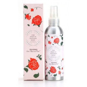 Buy Nyassa Like A Fine Spray Of Thousand Roses Room Fragrance - Nykaa
