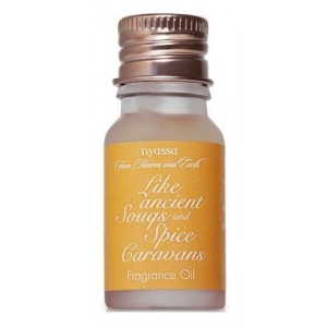 Buy Nyassa Like Ancient Souqs And Spice Caravans Fragrance Oils - Nykaa
