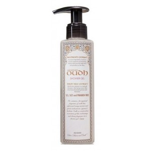 Buy Nyassa Arabian Oudh Shower Gel - Nykaa