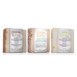 Buy Nyassa Butter Soap Combo (Pack of 3) - Nykaa