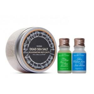 Buy Herbal Nyassa Bath Soak Combo (Pack of 3) - Nykaa