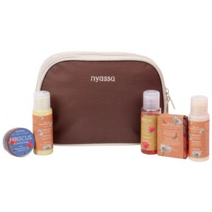 Buy Nyassa Sacred Sandalwood Travel Kit - Nykaa