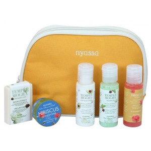 Buy Nyassa Temple Mogra Travel Kit - Nykaa