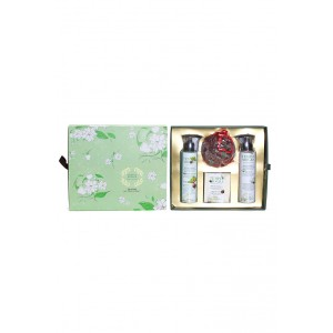 Buy Nyassa Gift Set - Temple Mogra Bath Collection - Nykaa