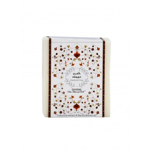 Buy Nyassa Oudh Abeer Middle Eastern Handmade Soap - Nykaa