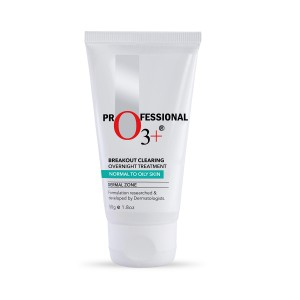 Buy O3+ Break Out Clearing Over Night Treatment - Nykaa