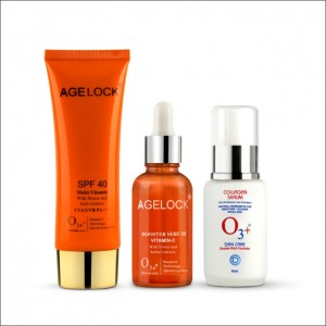 Buy Age Lock Power Brightening Kit - Nykaa