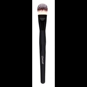 Buy GlamGals Black Foundation Brush - Nykaa