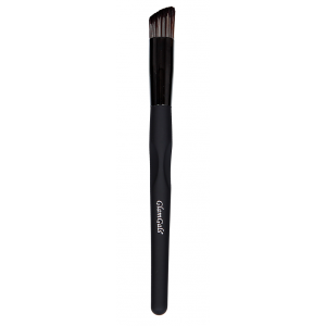 Buy GlamGals Black Flat Angled Contouring Brush - Nykaa