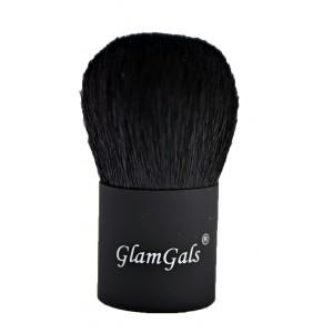 Buy GlamGals Black Kabuki Brush - Nykaa