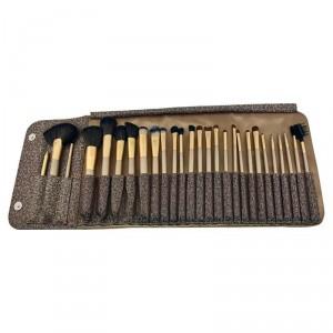 Buy GlamGals 27 Pcs Brush Set - Black - Nykaa