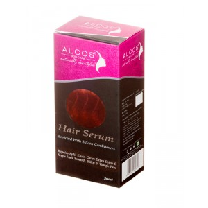 Buy Alcos Hair Serum - Nykaa