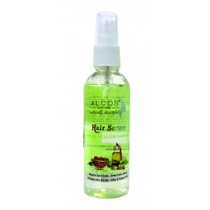 Buy Herbal Alcos Hair Serum Conditioner - Nykaa