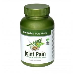 Buy HealthViva Pure Herbs Joint Pain - Nykaa