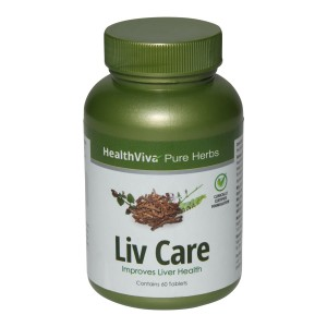 Buy HealthViva Pure Herbs Liv Care - Nykaa