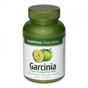 Buy HealthViva Pure Herbs Garcinia - Nykaa