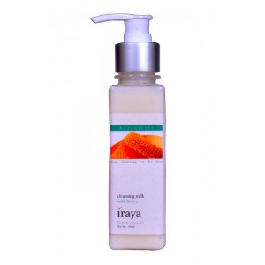 Buy Iraya Cleansing Milk With Honey - Nykaa