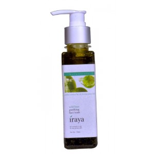 Buy Iraya Wild Lime Purifying Face Wash - Nykaa