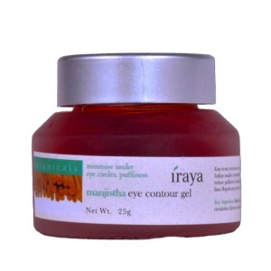 Buy Iraya Manjistha Eye Contour Gel - Nykaa