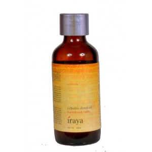Buy Herbal Iraya Cellulite Detox Oil (Haritkyadi Taila) - Nykaa