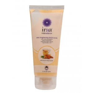Buy Iraa Instaradiance Skin Brightening Facial Scrub - Nykaa