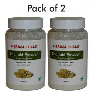 Buy Herbal Hills Shallaki Powder - Nykaa