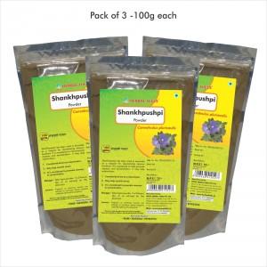 Buy Herbal Hills Shankhpushpi Powder - Nykaa