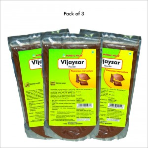 Buy Herbal Herbal Hills Vijaysar Powder - Nykaa
