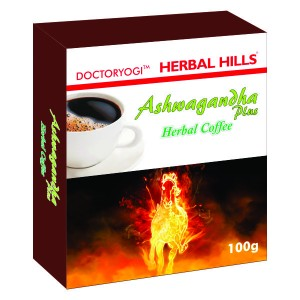 Buy Herbal Hills Ashwagandha herbal Coffee - Nykaa