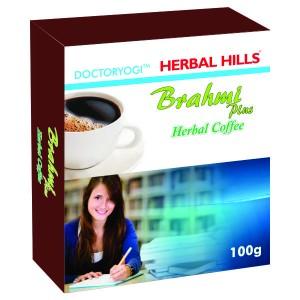 Buy Herbal Hills Brahmi Herbal Coffee - Nykaa